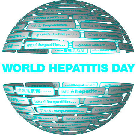 World Hepatitis Day 28th July 2020!